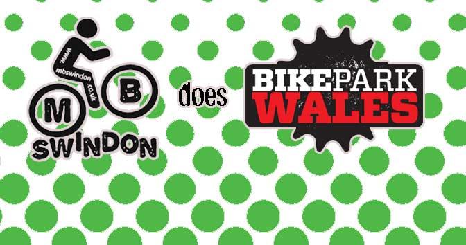 Bikepark Wales uplift day