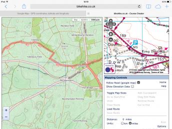 beckhampton map