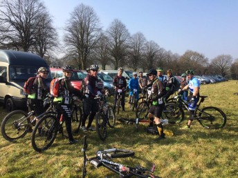 MB Swindon at Wentwood 50