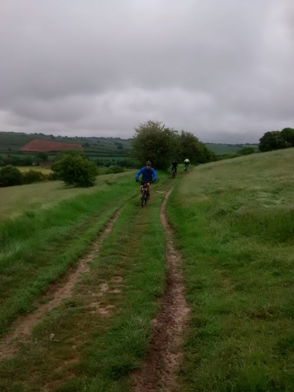 Ride with One Hill - Smeathes Ridge