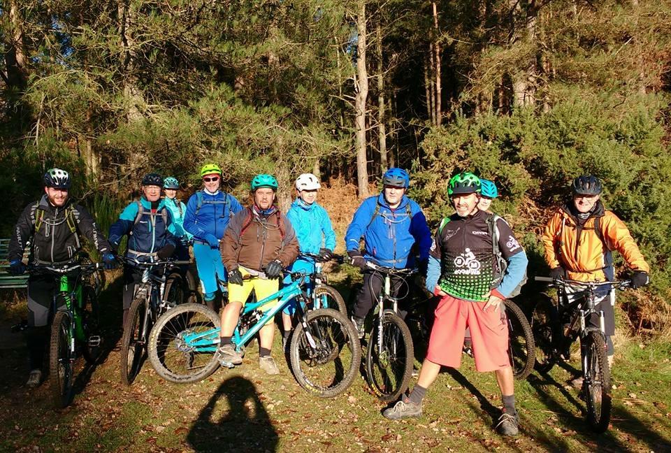 Ride Report: Swinley