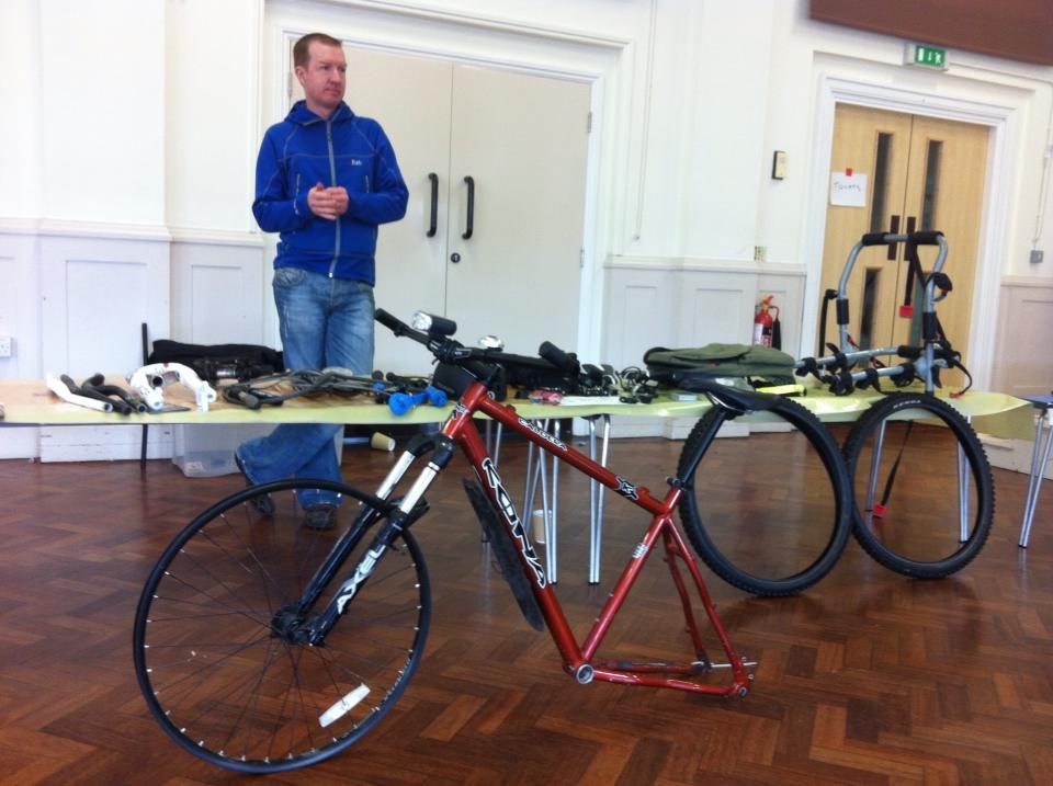 Swindon Bike Jumble
