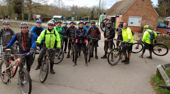 MB Swindon - Aldbourne Cafe Ride