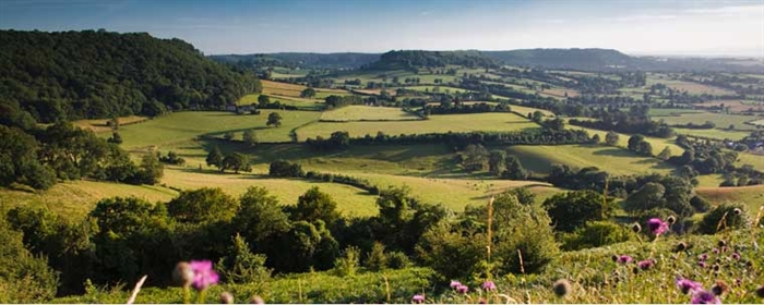 Summits of the Cotswolds