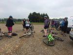 MB Swindon Ladies Stinchcombe Hill ride