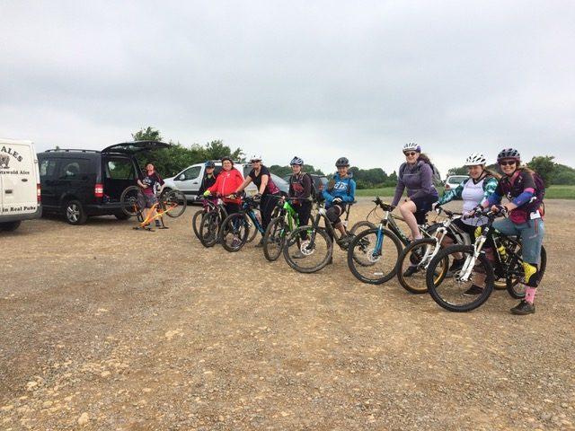 Ride Report: Stinchcombe Hill 'Flatty'