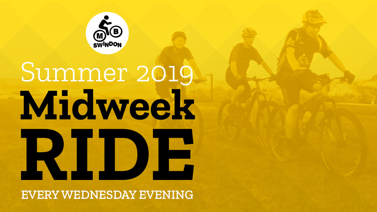 Midweek Ride 15 May