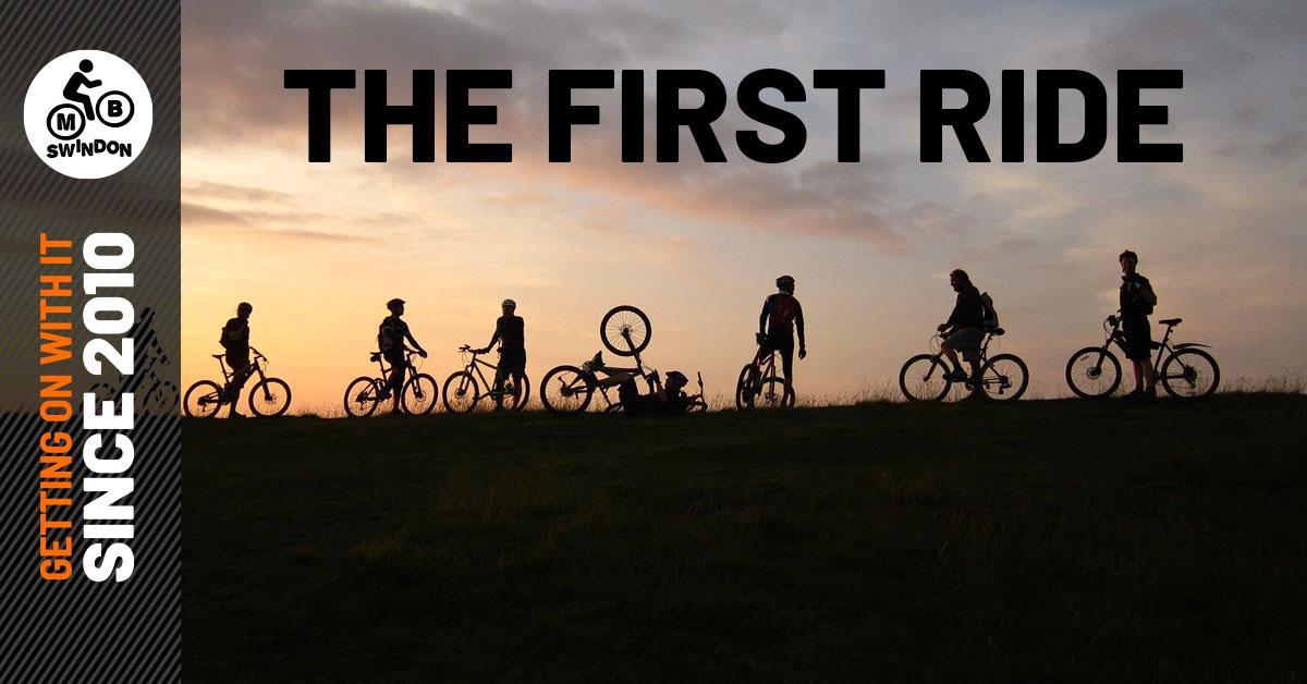 The First Ride (Rescheduled)