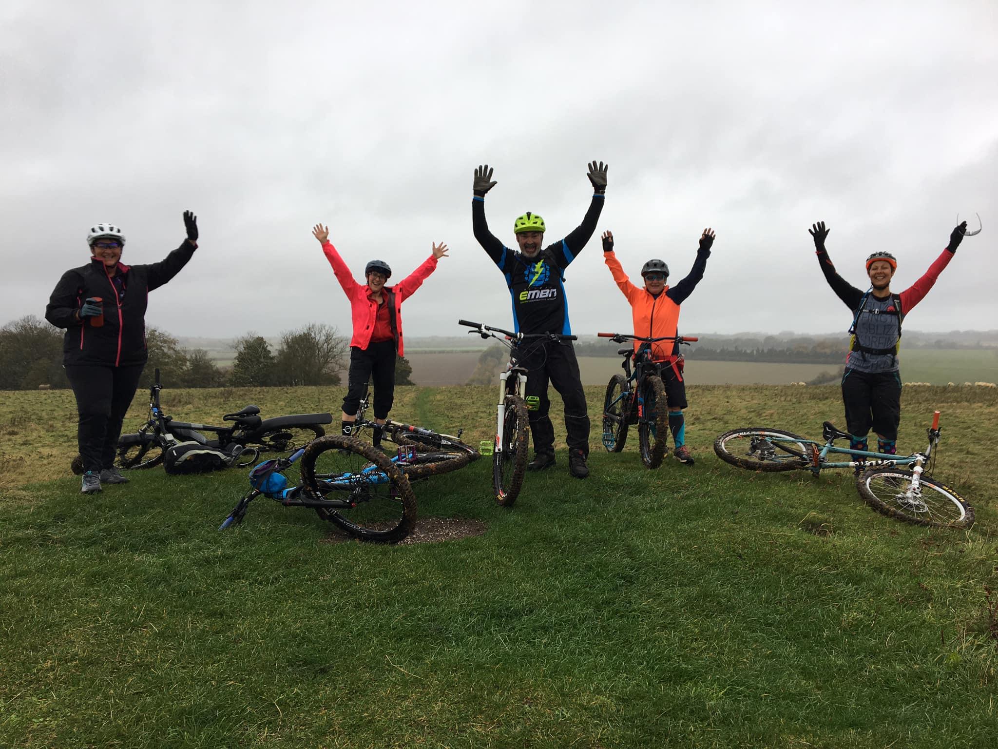 Ride Report – Hazel's Cherhill Meander