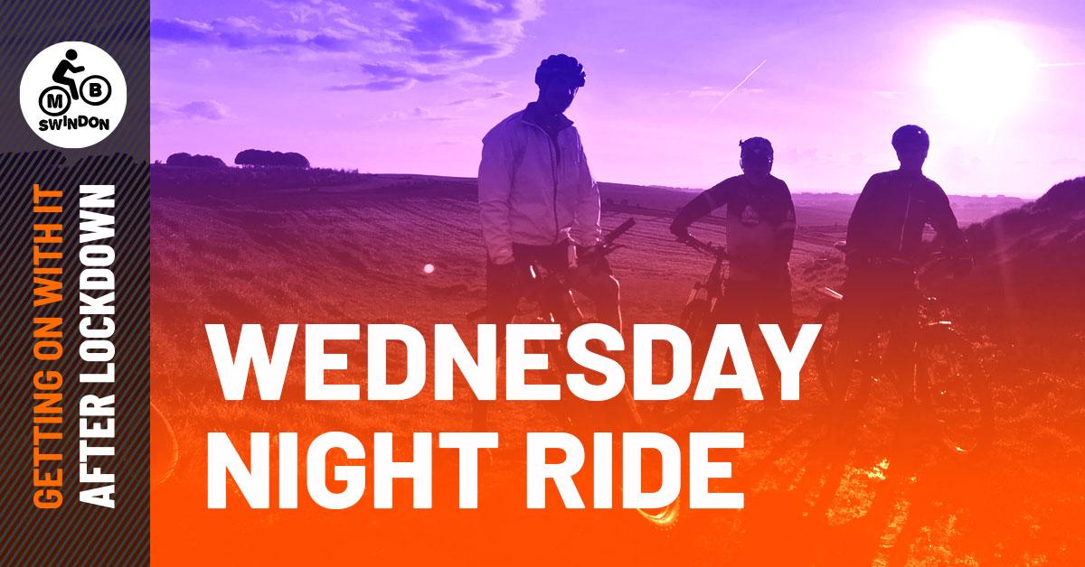 Midweek Ride 23 June