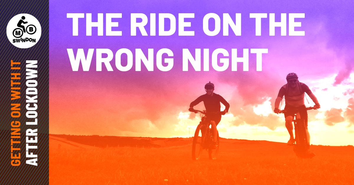 Midweek Ride 12 August